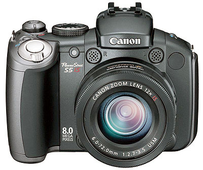 Canon PowerShot S5 IS в М Видео
